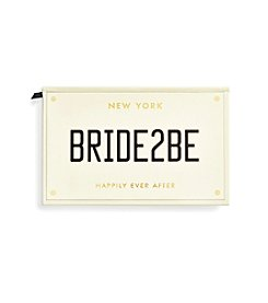 kate spade new york® Bride 2 Be Notebook