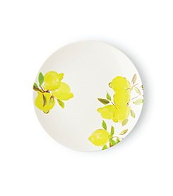 kate spade new york® Lemon Accent Plate