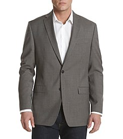 Calvin Klein Men's X Fit Check Slim Sport Coat