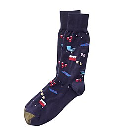 GOLD TOE® Men's College Life Socks