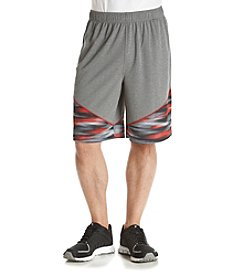 Exertek® Men's Printed Colorblock Shorts