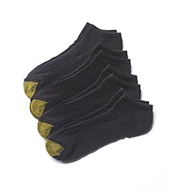 GOLD TOE® Men's No Show Socks