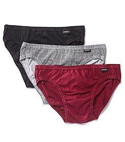 Jockey® Men's 3-Pack Elance Bikini Brief