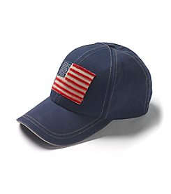 Collection 18 Distressed Flag Baseball Hat