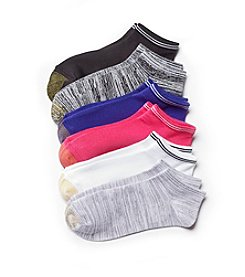 GOLD TOE® Women's 6-Pack Free Feed Oh So Soft Liner Socks