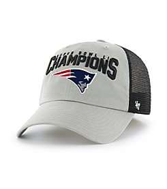 47 Brand® NFL® New England Patriots Super Bowl Champs Closer Hat