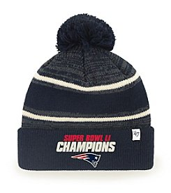 47 Brand® NFL® New England Patriots Super Bowl Fairfax Cuffed Pom Hat
