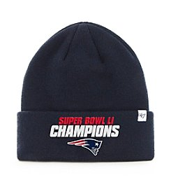 47 Brand® NFL® New England Patriots Super Bowl Raised Cuff Hat
