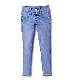 Squeeze® Girls' 7-14 Released Hem Jeans