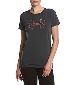 Under Armour® Logo Short Sleeve Top