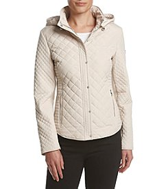 Calvin Klein Diamond Quilted Jacket