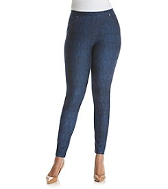 MICHAEL Michael Kors® Plus Size Pull On Leggings