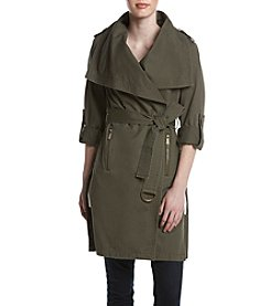 BCBG™ Oversized Trench Coat