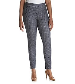 MICHAEL Michael Kors® Plus Size Bungalow Dot Leggings