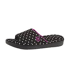 Isotoner Signature® Women's V Top Sport Vanessa Slide Slippers
