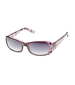 Relativity® Rectangle Sunglasses