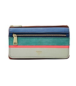 Fossil® Preston RFID Flap Clutch