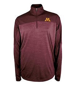 Champion® NCAA® Men's Minnesota Gophers Zone Blitz Quarter Zip
