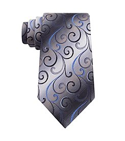 Van Heusen® Men's Big & Tall Swirly Vines Tie
