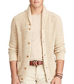 Polo Ralph Lauren® Men's Long Sleeve Shawl Cardigan
