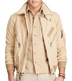 Polo Ralph Lauren® Men's Twill Bomber Jacket