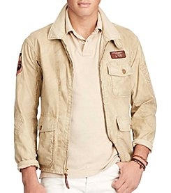 Polo Ralph Lauren® Men's Twill Flight Jacket