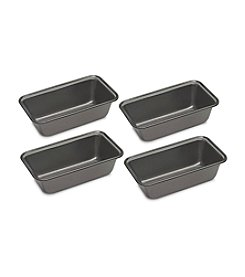 Cuisinart® 4-Pc. Mini Loaf Pan Set