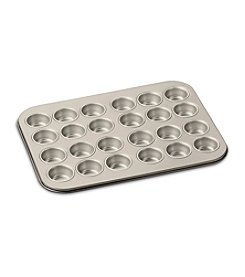 Cuisinart® Chef's Classic Nonstick 24-Cup Mini Muffin Pan