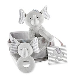 Baby Aspen Little Peanut Elephant 5 Piece Gift Set