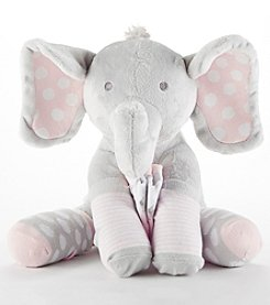 Baby Aspen Lilly the Elephant Plush Plus with Socks