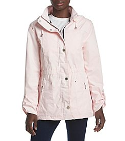 Mackintosh Petites' Solid Anorak Jacket