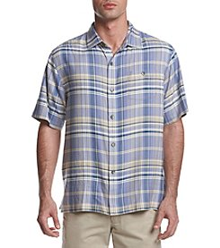 Tommy Bahama® Men's Manoa Madras Short Sleeve Button Down Shirt