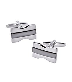 Kenneth Cole® Hourglass Cufflinks