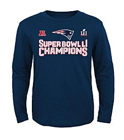Majestic NFL® New England Patriots Super Bowl LI Boys' 8-20