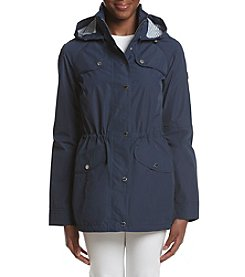 MICHAEL Michael Kors® Striped Hood Anorak Jacket