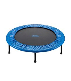 Upper Bounce® Mini 2 Fold Rebounder Trampoline with Carry-On Bag