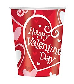 Valentines Day 9 oz. Paper Cups