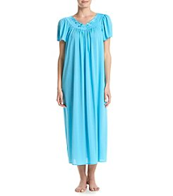 Miss Elaine® Long Vine Nightgown