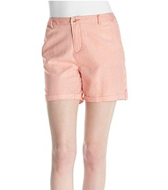 Le Tigre Striped Shorts