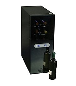 Koolatron™ Koolatron 12-Bottle Dual Zone Wine Cellar