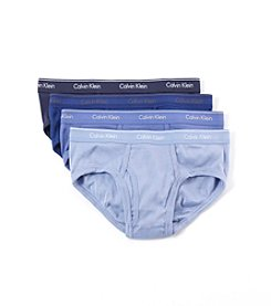 Calvin Klein 4-Pack Men's Low Rise Briefs