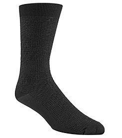 Cole Haan® Men's Textured Dress Socks
