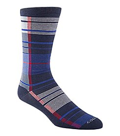 Cole Haan® Men's Mardras Plaid Dress Socks