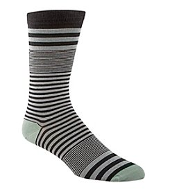 Cole Haan® Men's Stripe Dress Socks