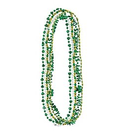 St. Patrick's Day Pack of 12 Beads