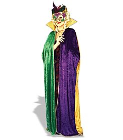 Mardi Gras Cape Adult Costume