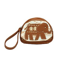 Wallflower® Elephant Wristlet
