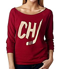 Chitown Clothing Chi-Town Hockey Ragland Tee