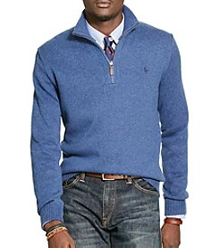 Polo Ralph Lauren® Men's Long Sleeve Mock Sweater