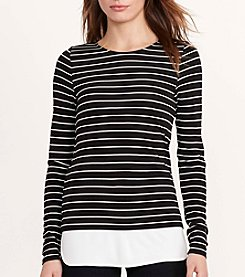Lauren Ralph Lauren® Striped Top